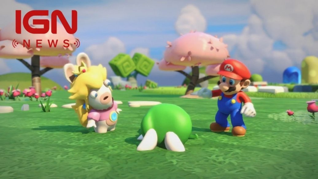Artistry in Games E3-2017-Mario-Rabbids-Kingdom-Battle-Officially-Revealed-Release-Date-Announced-IGN-News-1036x583 E3 2017: Mario + Rabbids Kingdom Battle Officially Revealed, Release Date Announced - IGN News News  Xbox Scorpio Xbox One videos games Nintendo IGN News IGN gaming games feature E3 2017 e3 Breaking news #ps4