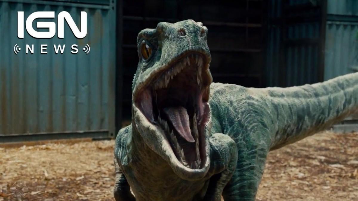 Jurassic World 2 has a title: Jurassic World: Fallen ...