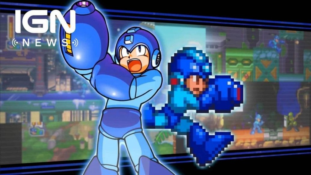 Artistry in Games Mega-Man-Legacy-Collection-2-Officially-Announced-IGN-News-1036x583 Mega Man Legacy Collection 2 Officially Announced - IGN News News  Xbox One tv television PC movies movie Mega Man Legacy Collection 2 Mega Man Legacy Collection IGN News IGN games film feature cinema Breaking news 3DS #ps4