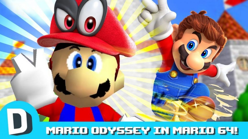 Artistry in Games We-Play-Super-Mario-Odyssey...-In-Mario-64-1036x583 We Play Super Mario Odyssey... In Mario 64?! Reviews  Zelda world switch super sunshine stars stare secrets ROM odyssey Nintendo new N64 Mod mario 64 Mario luigi lol kaze emanuar hidden hack galaxy funny easter eggs e3 Dorkly dlc Death Breath of the Wild botw best all