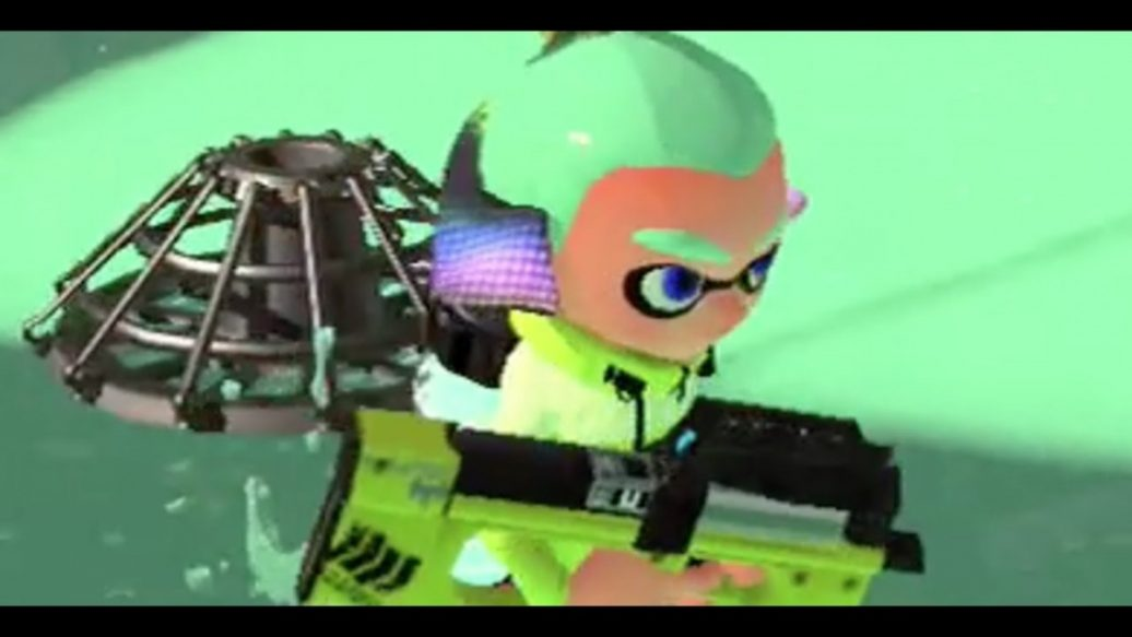 Artistry in Games 2-Minutes-of-Splatoon-2s-First-Level-1036x583 2 Minutes of Splatoon 2's First Level News  switch Splatoon 2 Shooter Nintendo IGN games Gameplay