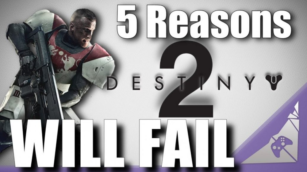 Artistry in Games 5-Reasons-Destiny-2-Might-FLOP-1036x583 5 Reasons Destiny 2 Might FLOP Reviews  multiplayer gameplay destiny 2 trailer destiny 2 beta destiny 2 bungie
