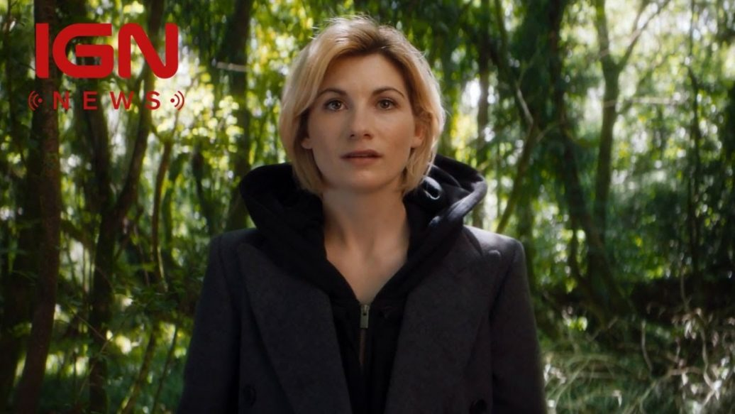 Artistry in Games Doctor-Who-13th-Doctor-Revealed-IGN-News-1036x583 Doctor Who: 13th Doctor Revealed - IGN News News