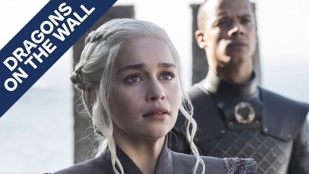"""Artistry in Games Game-of-Thrones-Dragonstone-Dragons-on-the-Wall-1036x583 Game of Thrones: """"Dragonstone"""" - Dragons on the Wall News  top videos shows season 7 IGN HBO got Game of Thrones feature fantasy"""