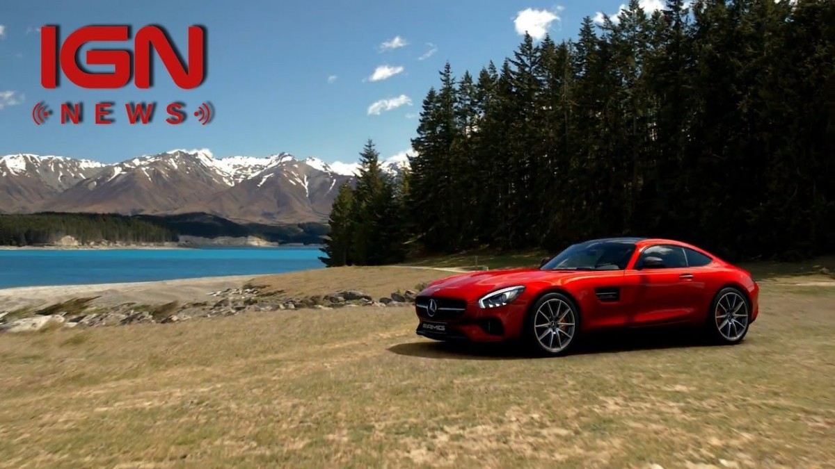 gran turismo sport release date announced ign news artistry in games. Black Bedroom Furniture Sets. Home Design Ideas