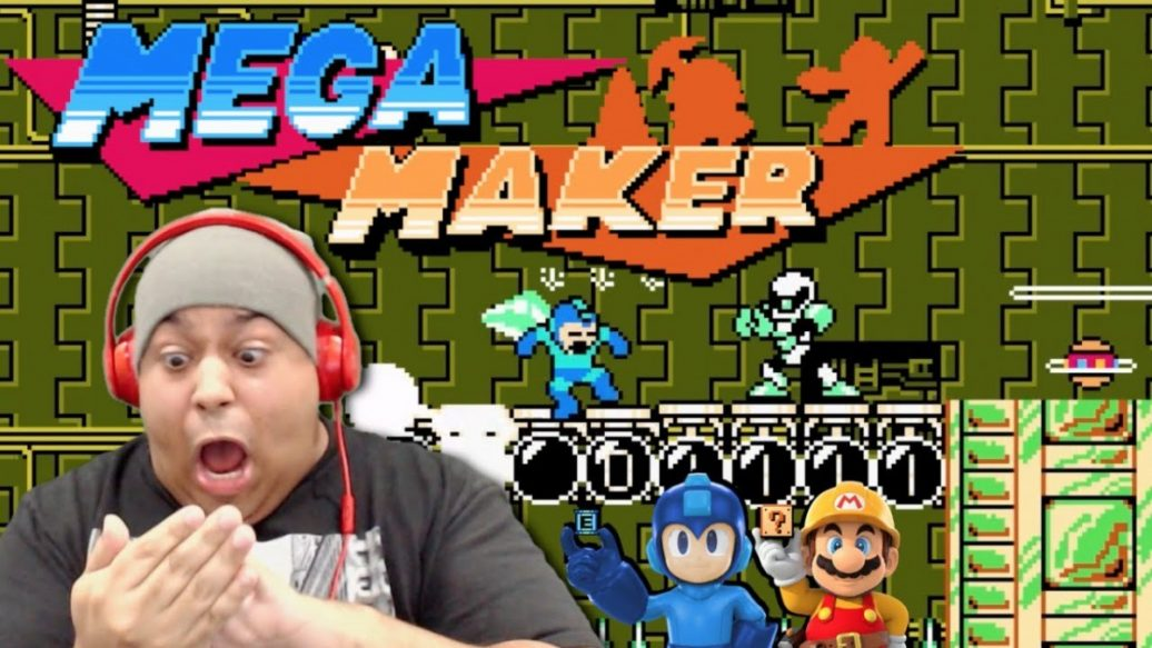 Artistry in Games HOLD-THE-FK-UP-MEGA-MAN-MAKER-WHERE-MARIO-AT-1036x583 HOLD THE F#%K UP!!!??? MEGA MAN MAKER!?? WHERE MARIO AT!? News  new mega man mega maker lol lmao levels hilarious hardest Gameplay funny moments ever dashiexp dashiegames Commentary