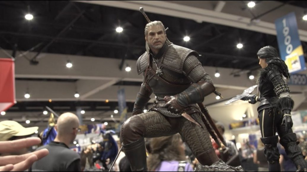 Artistry in Games These-Witcher-Bloodborne-Statues-Are-Intense-IGN-Access-1036x583 These Witcher & Bloodborne Statues Are Intense - IGN Access News  Xbox One Witcher Warner Bros. Interactive The Witcher 3: Wild Hunt Sony Computer Entertainment sdccaccess 2017 SDCC 2017 SDCC RPG PC ign access IGN games FromSoftware feature CD Projekt Bloodborne Action #ps4