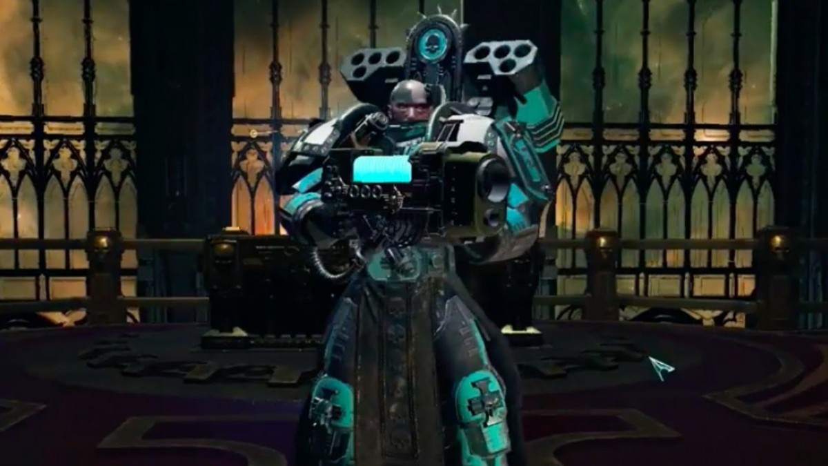 warhammer 40000 inquisitor � martyr official arpg