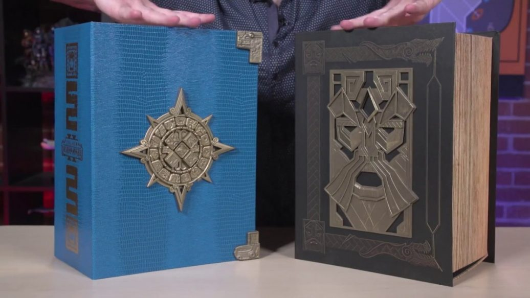 Artistry in Games Unboxing-the-Massive-Total-War-Warhammer-2-Serpent-God-Collectors-Edition-1036x583 Unboxing the Massive Total War: Warhammer 2 Serpent God Collector's Edition News  warhammer 2 unboxing Total War: Warhammer II total war top videos strategy sega PC ign unboxings IGN games feature Creative Assembly