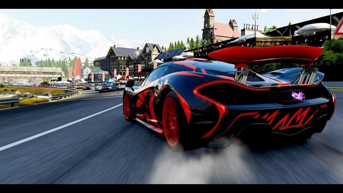 hands on with forza motorsport 7 at 4k uncapped frame rate on pc pax 2017 artistry in games. Black Bedroom Furniture Sets. Home Design Ideas