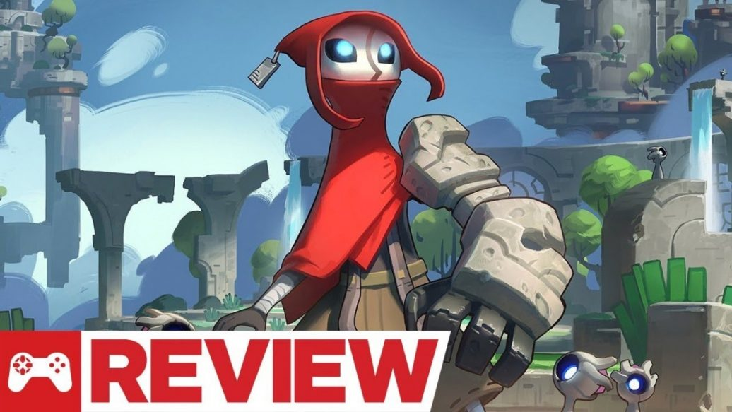 Artistry in Games Hob-Review-1036x583 Hob Review News  Runic Games review PC ign game reviews IGN hob games game reviews adventure #ps4