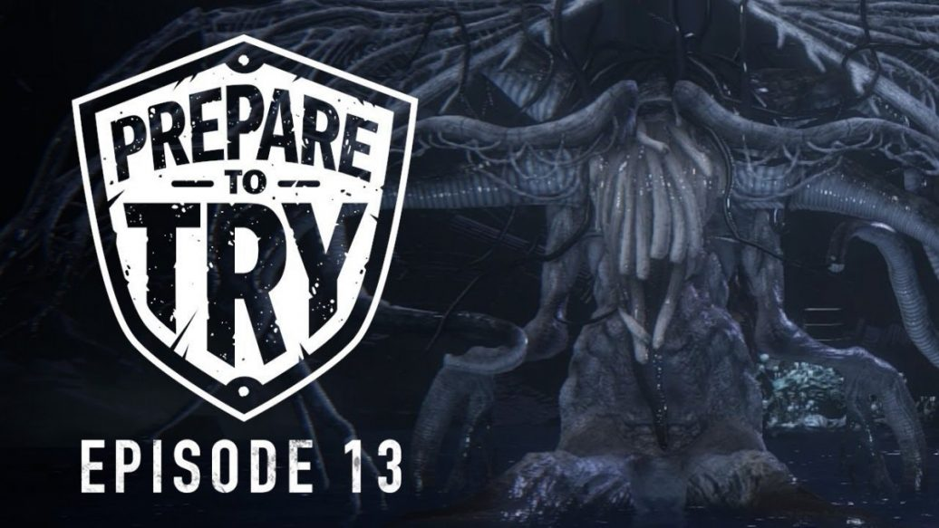 Artistry in Games Prepare-To-Try-Bloodborne-Episode-13-Upper-Cathedral-Ward-Ebrietas-Daughter-of-the-Cosmos-1036x583 Prepare To Try Bloodborne: Episode 13 - Upper Cathedral Ward & Ebrietas, Daughter of the Cosmos News  Sony Computer Entertainment IGN games FromSoftware feature DLC / Expansion Bloodborne: The Old Hunters Bloodborne Action #ps4