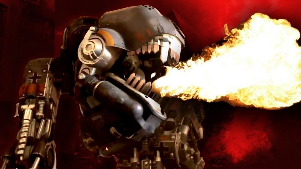 Artistry in Games Wolfenstein-2-The-New-Colossus-Panzerhund-Gameplay-1036x583 Wolfenstein 2: The New Colossus - Panzerhund Gameplay News  Xbox One Wolfenstein 2: The New Colossus switch Shooter PC MachineGames IGN games Gameplay Bethesda Softworks #ps4