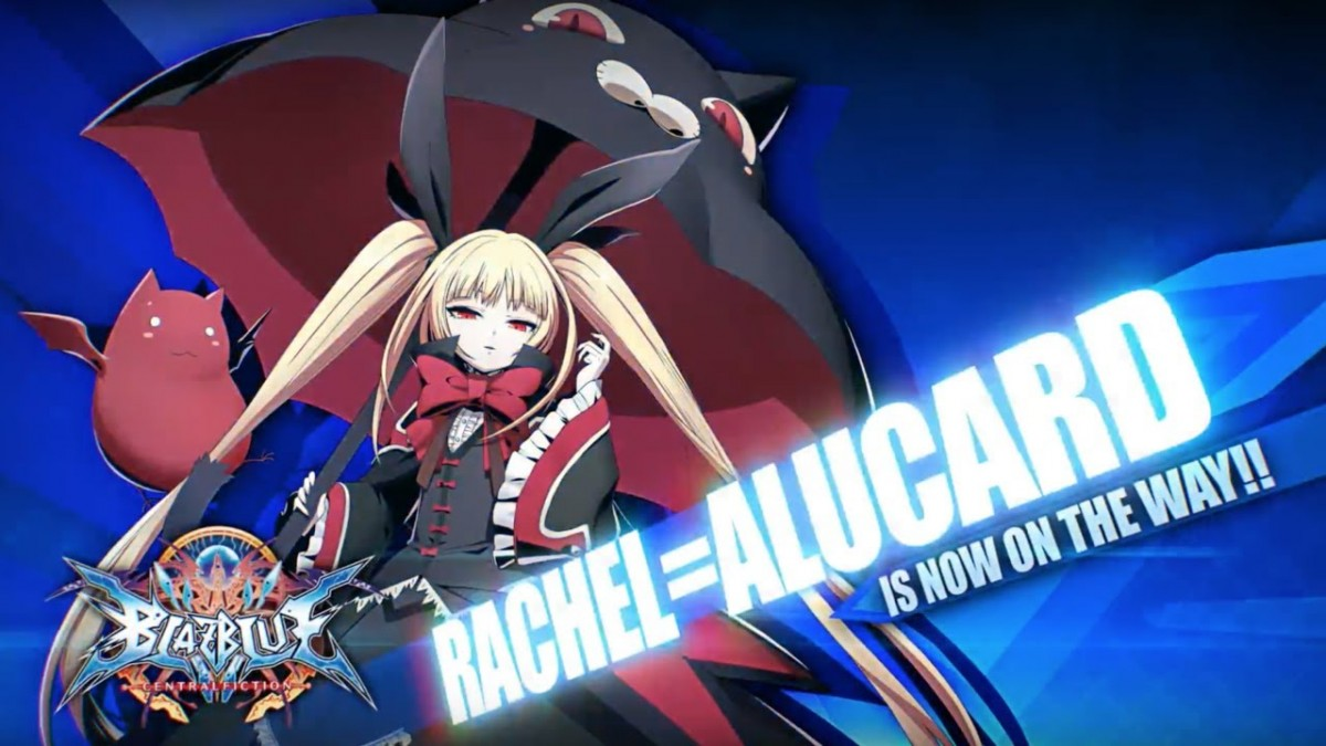 blazblue cross tag battle � character introduction trailer