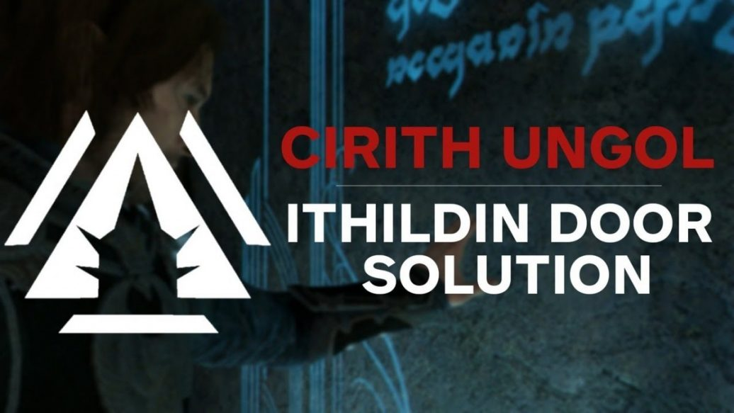 Artistry in Games Cirith-Ungol-Ithildin-Door-Poem-Solution-Middle-earth-Shadow-of-War-1036x583 Cirith Ungol Ithildin Door Poem Solution - Middle-earth: Shadow of War News  Xbox One Warner Bros. Interactive RPG PC Monolith Productions Middle-earth: Shadow of War IGN Guide games adventure Action #ps4
