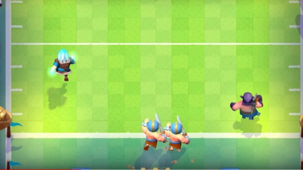 Artistry in Games Clash-Royale-Official-Touchdown-is-Here-Trailer-1036x583 Clash Royale Official Touchdown is Here Trailer News  trailer Supercell strategy iPhone IGN games Clash Royale Android