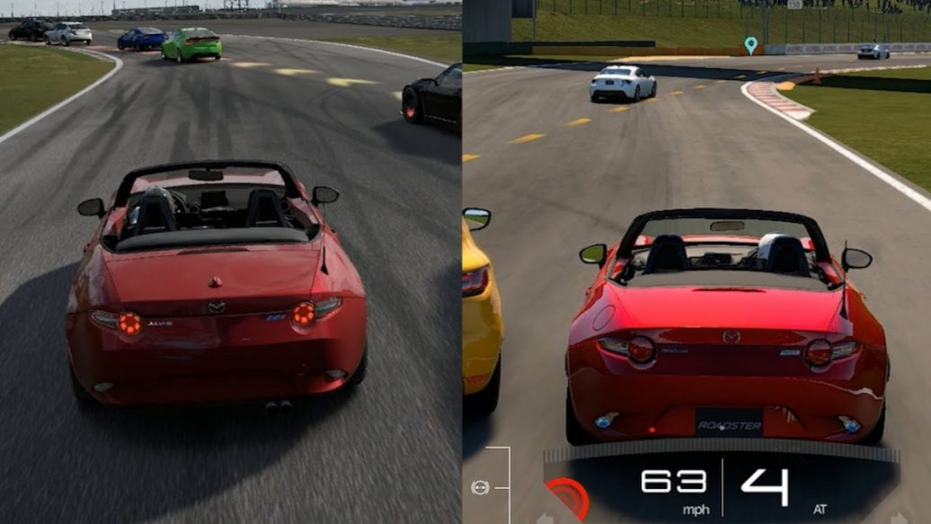 Artistry in Games Forza-7-vs-GT-Sport-Visual-Comparison-1036x583 Forza 7 vs GT Sport Visual Comparison News  Xbox One Turn 10 Studios Sony Computer Entertainment Racing Polyphony Digital PC Microsoft IGN graphiics comparison Gran Turismo Sport Forza Motorsport 7 #ps4