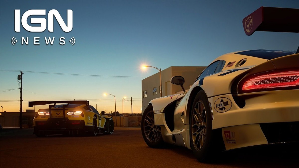 gran turismo sport demo out next week saves will transfer to full game ign news artistry in. Black Bedroom Furniture Sets. Home Design Ideas