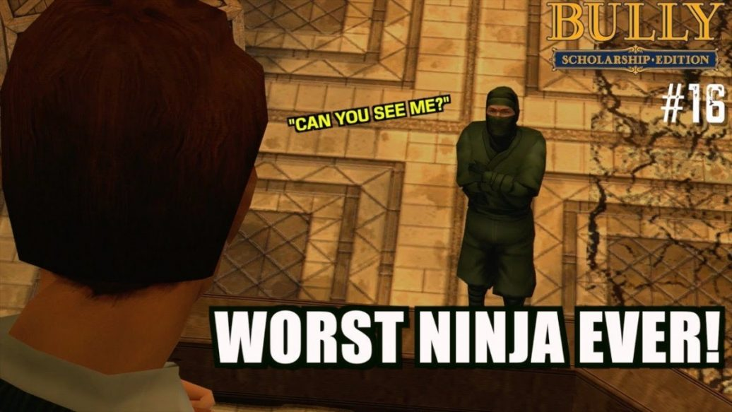 """Artistry in Games JIMMY-THE-SAVAGE-NINJA-FUNNY-BULLY-SCHOLARSHIP-EDITION-GAMEPLAY-16-1036x583 JIMMY THE SAVAGE NINJA! ( FUNNY """"BULLY, SCHOLARSHIP EDITION"""" GAMEPLAY #16 News  xbox one gaming let's play itsreal85 gaming channel gameplay walkthrough"""