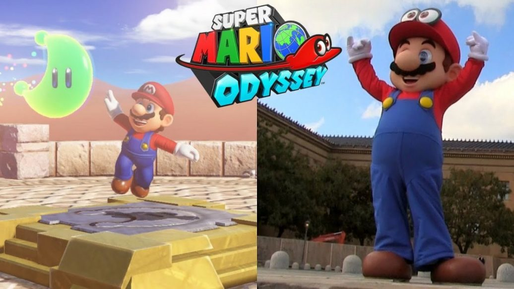 Super Mario Odyssey New Donk City Playthrough