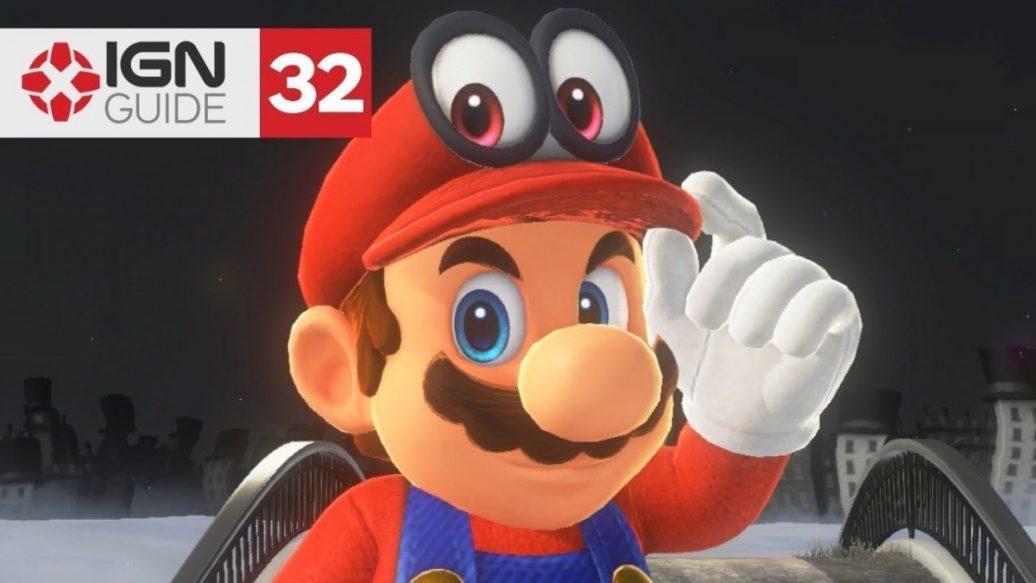 Super Mario Odyssey Walkthrough Showdown At Bowser S Castle Part
