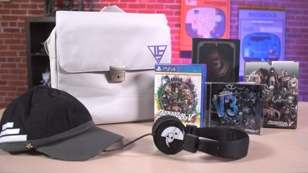 Artistry in Games Unboxing-the-Limited-Edition-Danganronpa-V3-Killing-Harmony-1036x583 Unboxing the Limited Edition Danganronpa V3: Killing Harmony News  Vita Spike Chunsoft PC NIS ign unboxings IGN games feature Danganronpa V3: Killing Harmony adventure Action #ps4