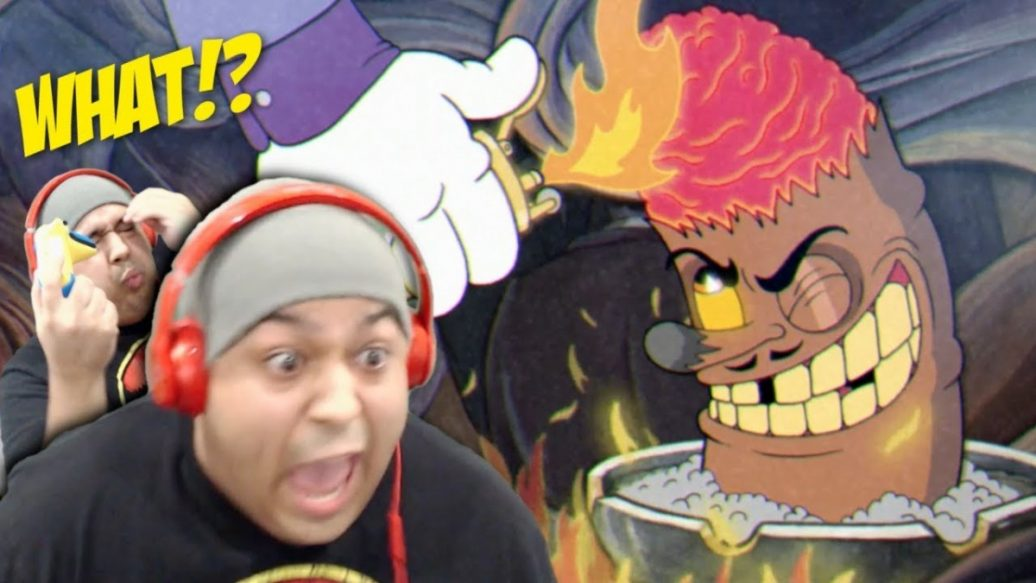 Artistry in Games AND-THE-RAGE-DONT-QUIT-CUPHEAD-1036x583 AND THE RAGE DON'T QUIT!! [CUPHEAD] News  rage quit lol lmao hilarious Gameplay funny moments Dice dashiexp dashiegames Cuphead