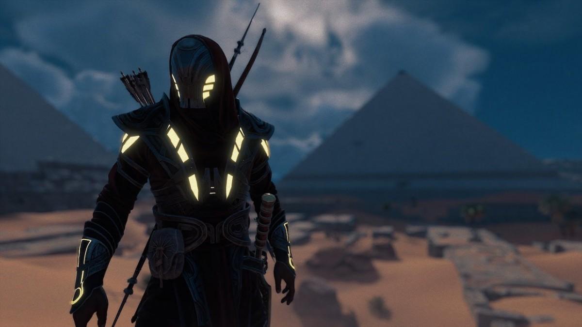 Assassins Creed Origins How To Unlock Isu Armor Odyssey Photo Mode