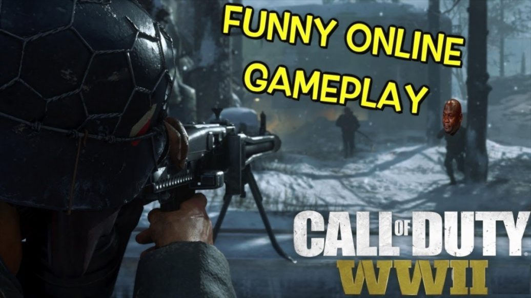 "Artistry in Games FUNNY-CALL-OF-DUTYWW2-ONLINE-GAMEPLAY-WITH-PU55NBOOT5-1036x583 FUNNY ""CALL OF DUTY,WW2"" ONLINE GAMEPLAY WITH PU55NBOOT5 News  xbox one gaming let's play gameplay walkthrough gaming gameplay walkthrough call of duty ww2 gameplay call of duty online ww2"