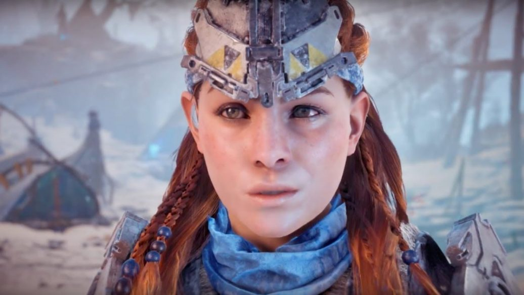 Artistry in Games Horizon-Zero-Dawn-The-Frozen-Wilds-Official-Accolades-Trailer-1036x583 Horizon Zero Dawn: The Frozen Wilds Official Accolades Trailer News  trailer Sony Computer Entertainment RPG IGN Horizon: Zero Dawn -- The Frozen Wilds Guerrilla Games games DLC / Expansion #ps4