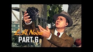 Artistry in Games LA-NOIRE-Gameplay-Walkthrough-Part-6-FALLEN-IDOL-5-STAR-Remaster-Lets-Play LA NOIRE Gameplay Walkthrough Part 6 - FALLEN IDOL (5 STAR Remaster Let's Play) News  walkthrough Video game Video trailer Single review playthrough Player Play part Opening new mission let's Introduction Intro high HD Guide games Gameplay game Ending definition CONSOLE Commentary Achievement 60FPS 60 fps 1080P