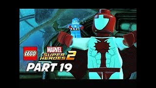 LEGO Marvel Super Heroes 2 Gameplay Walkthrough Part 19 - ATTUMA