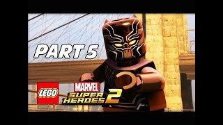 Artistry in Games LEGO-Marvel-Super-Heroes-2-Gameplay-Walkthrough-Part-5-BLACK-PANTHER LEGO Marvel Super Heroes 2 Gameplay Walkthrough Part 5 - BLACK PANTHER News  walkthrough Video game Video trailer Single review playthrough Player Play part Opening new mission let's Introduction Intro high HD Guide games Gameplay game Ending definition CONSOLE Commentary Achievement 60FPS 60 fps 1080P