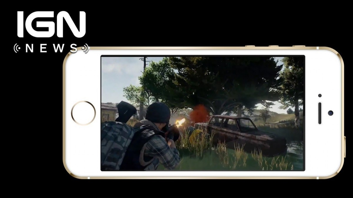 Pubg Mobile Helmet Wallpaper Pubg Pubgwallpapers: Pubg Is Coming To Mobile – IGN News