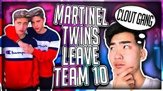 Artistry in Games Reacting-To-The-Martinez-Twins-Leaving-TEAM-10 Reacting To The Martinez Twins Leaving TEAM 10 News  vlogs team 10 martinez twins martinez jake paul logan paul vlogs logan paul leaving team 10 leaving jake paul keemstar jake paul vlogs jake paul ivan martinez emilio martinez dramaalert daily