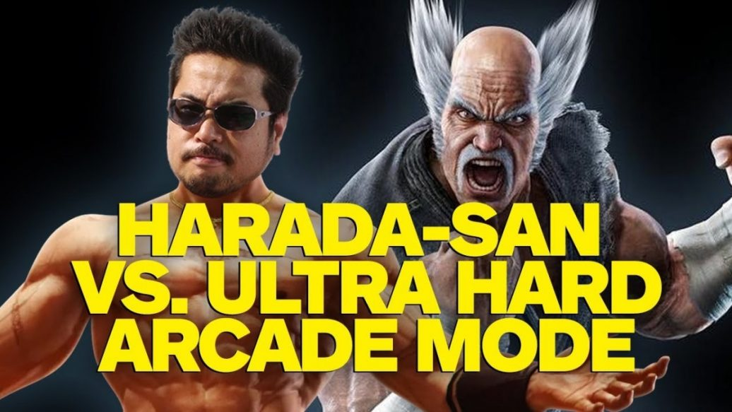 Artistry in Games Tekken-7-Can-Creator-Harada-San-Beat-His-Game-on-Ultra-Hard-1036x583 Tekken 7 - Can Creator Harada-San Beat His Game on Ultra Hard? News  Xbox One ultra hard top videos tekken creator tekken 7 PC let's play Katsuhiro Harada ign plays IGN games Gameplay Fighting Bandai Namco Games arcade #ps4