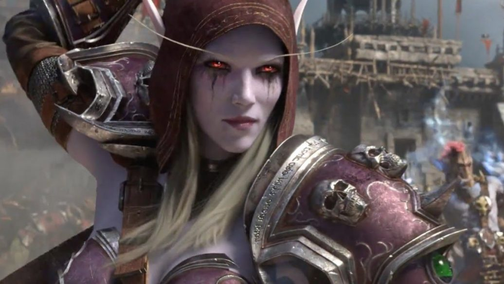 Artistry in Games World-of-Warcraft-Battle-for-Azeroth-Intro-Cinematic-BlizzCon-2017-1036x583 World of Warcraft 'Battle for Azeroth' Intro Cinematic - BlizzCon 2017 News  World of Warcraft Vivendi Games trailer RPG PC Mac IGN games BlizzCon Blizzard Entertainment
