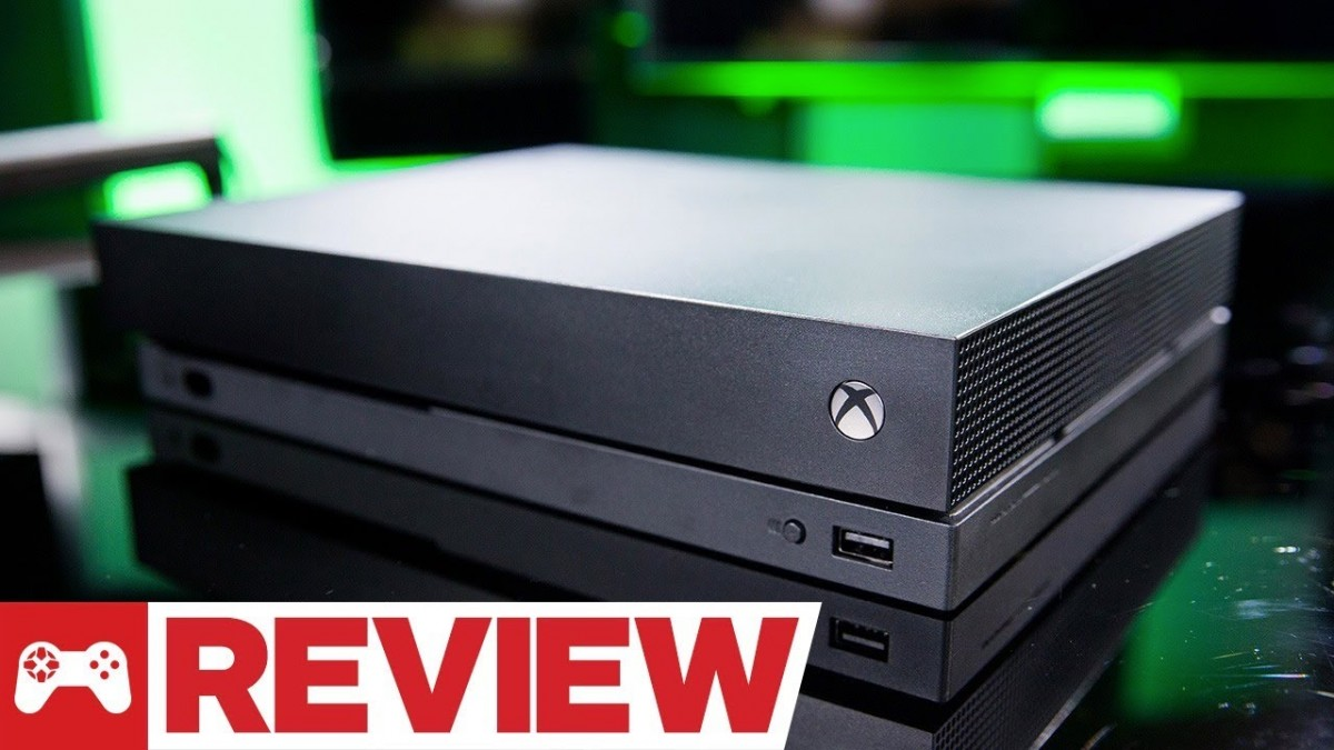 Xbox One X Review | Artistry in Games
