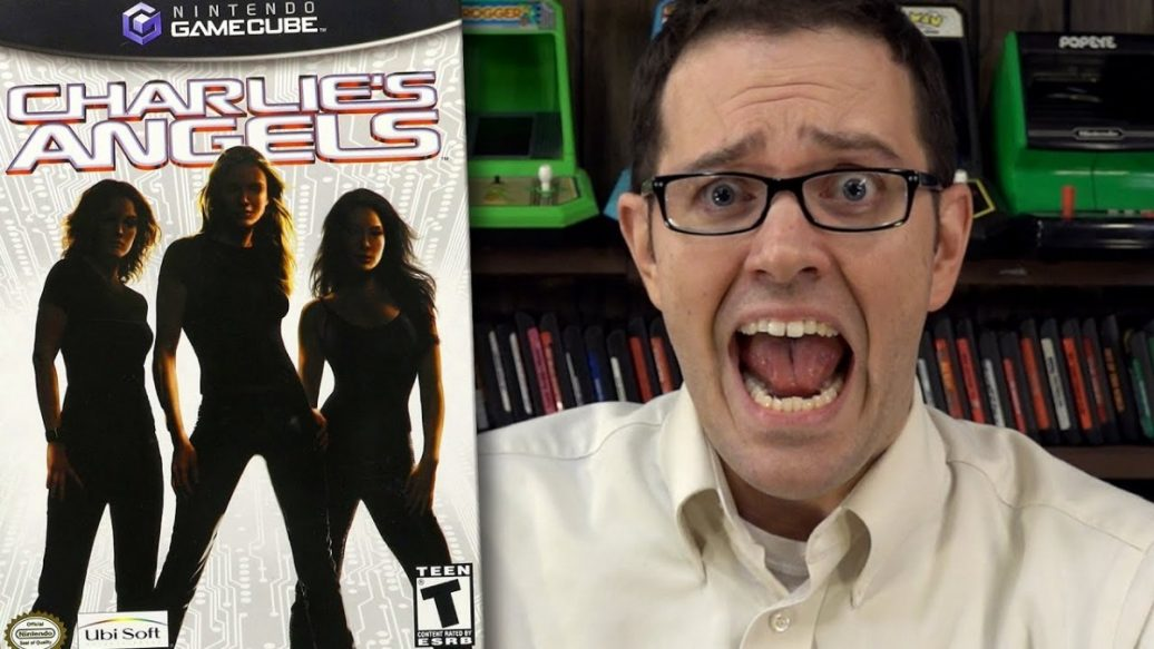 Artistry in Games Charlies-Angels-GameCube-Angry-Video-Game-Nerd-Episode-153-Sponsored-1036x583 Charlie's Angels (GameCube) Angry Video Game Nerd - Episode 153 (Sponsored) News  video games Video game Video the angry video game nerd (tv program) the angry video game nerd review retro gaming playthrough Nintendo Nerd Lucy Liu James Rolfe gaming Gameplay GameCube game funny Farrah Fawcett Drew Barrymore comedy cinemassacre Charlie's Angels playthrough Charlie's Angels gameplay Charlie's Angels Cinemassacre Charlie's Angels: Full Throttle Charlie's Angels Cameron Diaz avgn angry video game nerd angry angels