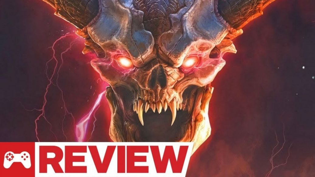 Artistry in Games Doom-VFR-Review-1036x583 Doom VFR Review News  top videos Shooter review PC ign game reviews IGN Id Software games game reviews Doom VFR Bethesda Game Studios #ps4