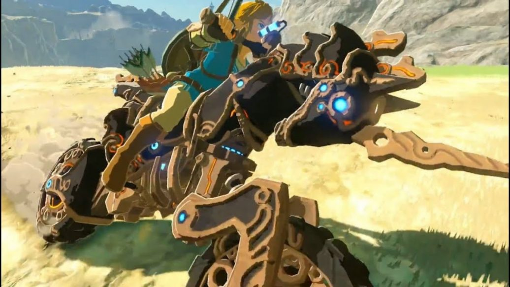 Artistry in Games Is-the-Master-Cycle-in-Zelda-Breath-of-the-Wild-Worth-It-1036x583 Is the Master Cycle in Zelda: Breath of the Wild Worth It? News  Wii-U top videos The Legend of Zelda: Breath of the Wild -- Expansion Pass DLC #2 -- The Champions' Ballad the legend of zelda: breath of the wild switch Nintendo lets plays let's play ign plays IGN games Gameplay Filip Miucin Brendan Graeber adventure
