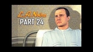 Artistry in Games LA-NOIRE-Gameplay-Walkthrough-Part-24-A-Polite-Invitation-5-STAR-Remaster-Lets-Play LA NOIRE Gameplay Walkthrough Part 24 - A Polite Invitation (5 STAR Remaster Let's Play) News  walkthrough Video game Video trailer Single review playthrough Player Play part Opening new mission let's Introduction Intro high HD Guide games Gameplay game Ending definition CONSOLE Commentary Achievement 60FPS 60 fps 1080P