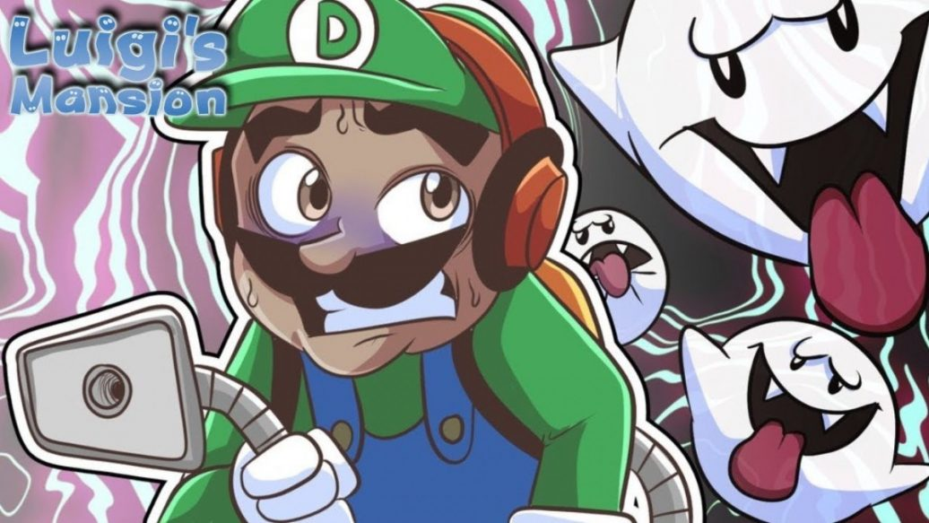 Artistry in Games LUIGI-FINALLY-SNAPPED-MAH-BOYS-LUIGIS-MANSION-02-1036x583 LUIGI FINALLY SNAPPED MAH BOYS!! [LUIGI'S MANSION] [#02] News  playthrough luigi's mansion lol lmao hilarious HD Gameplay funny moments freestyle dashiexp dashiegames