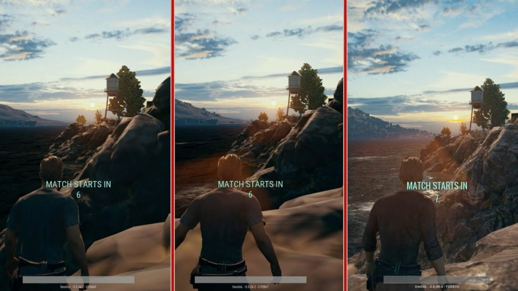 Pubg The Best Weapons In The Game Pc Xbox One: PUBG Early Access Visual Comparison (Xbox One, Xbox One X