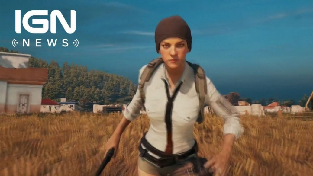 Playerunknown S Battlegrounds Maps Loot Maps Pictures: PlayerUnknown's Battlegrounds Leaves Early Access Soon