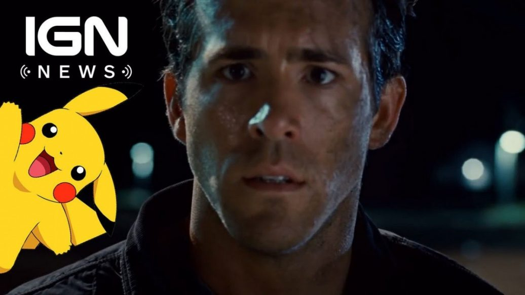 Artistry in Games Ryan-Reynolds-Will-Voice-Pikachu-in-Live-Action-Movie-IGN-News-1036x583 Ryan Reynolds Will Voice Pikachu in Live-Action Movie - IGN News News  tv television ryan reynolds people movies movie IGN News IGN film feature Detective Pikachu: The Movie cinema Breaking news