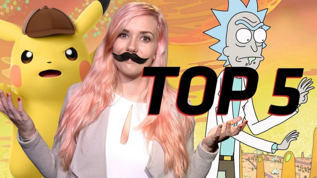 Artistry in Games The-Biggest-WTF-Moments-of-2017-IGN-Daily-Fix-1036x583 The Biggest WTF Moments of 2017 - IGN Daily Fix News  Xbox One Warner Bros. Pictures top videos superman ryan reynolds Rick and Morty pokemon PlayerUnknown's Battlegrounds PC mystery movie Legendary Pictures justice league Joss Whedon independent ign daily fix IGN henry cavill games fantasy Detective Pikachu: The Movie DC Comics cartoon network Bluehole Studio Batman v Superman: Dawn of Justice atari animation adventure
