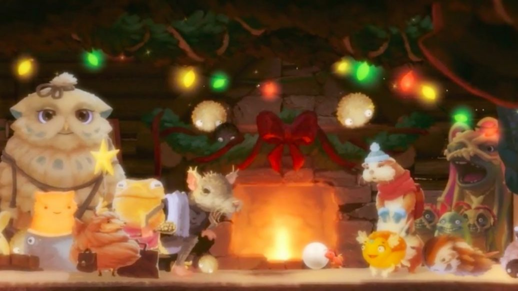 Artistry in Games Yokus-Island-Express-Official-Happy-Holidays-Trailer-1036x583 Yoku's Island Express Official Happy Holidays Trailer News  Yoku's Island Express Xbox One Villa Gorilla trailer switch Pinball PC IGN games #ps4