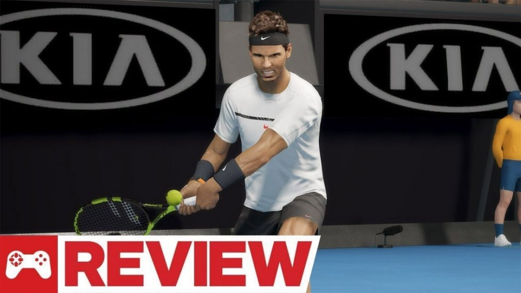 Artistry in Games AO-Tennis-Video-Review-1036x583 AO Tennis Video Review News  sports review ign reviews IGN games game review Big Ant Studios AO Tennis #ps4