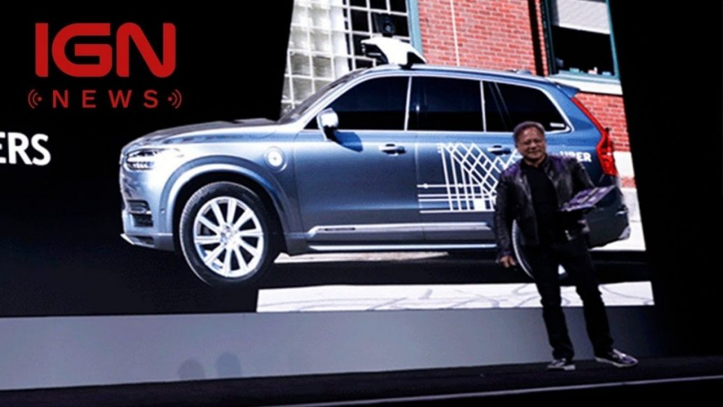 Artistry in Games CES-2018-Nvidia-Partners-with-Uber-Volkswagen-for-Self-Driving-Cars-IGN-News-1036x583 CES 2018: Nvidia Partners with Uber, Volkswagen for Self-Driving Cars - IGN News News  Xbox One volkswagen video games uber technology tech STEM Science NVIDIA Nintendo IGN News IGN gaming games feature companies Breaking news #ps4